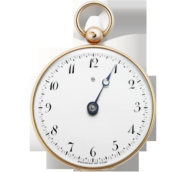 Suite aux montres à Tact, les montres à Soucription. B4215_0