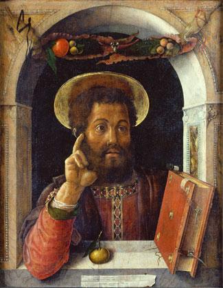 Andrea Mantegna, Saint Marc