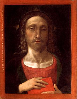 Andrea Mantegna, Le Christ