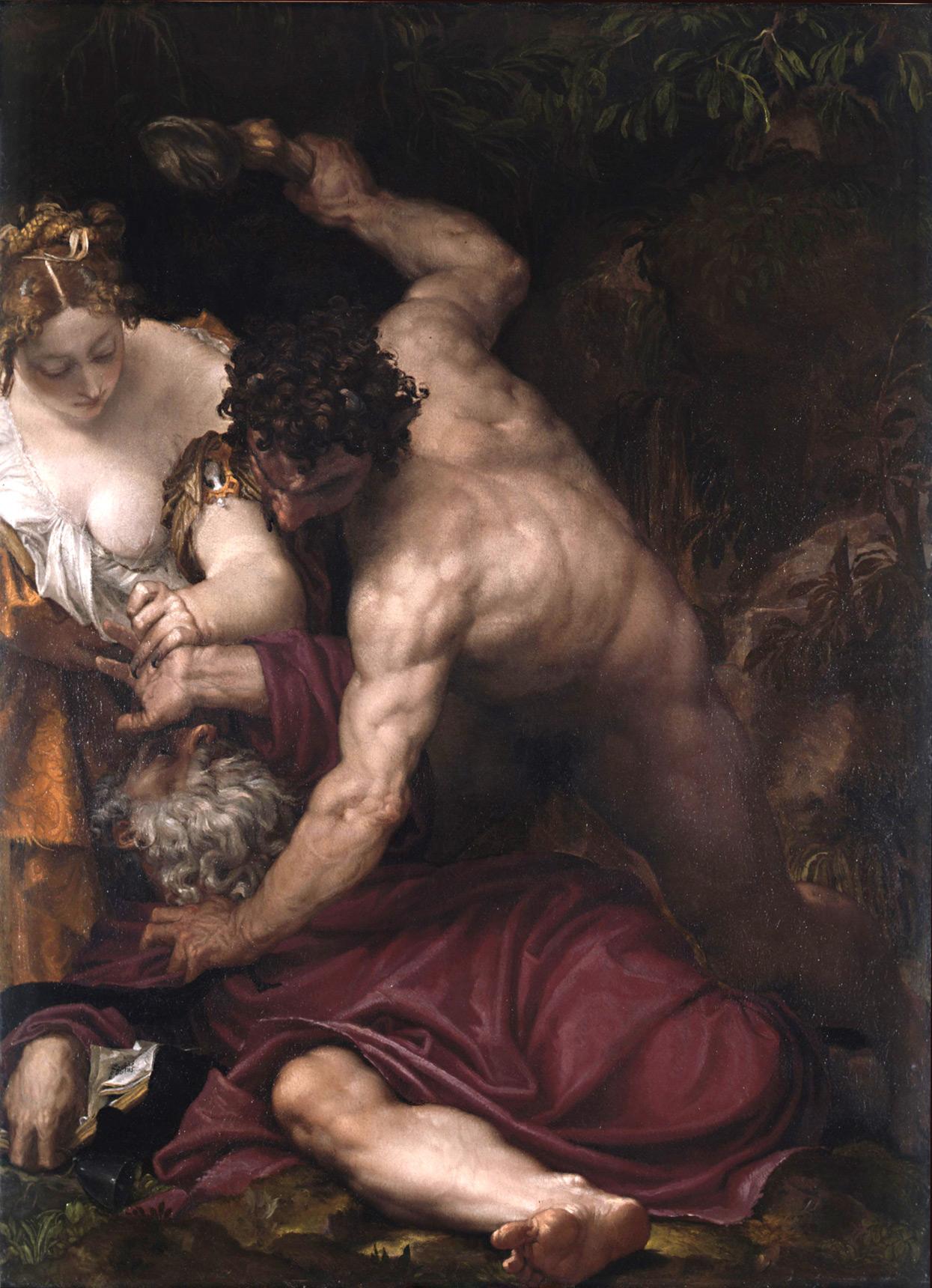 Titian tintoretto veronese rivals in renaissance venice for Venus au miroir